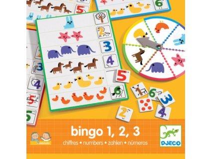 Djeco | Eduludo Bingo: Čísla