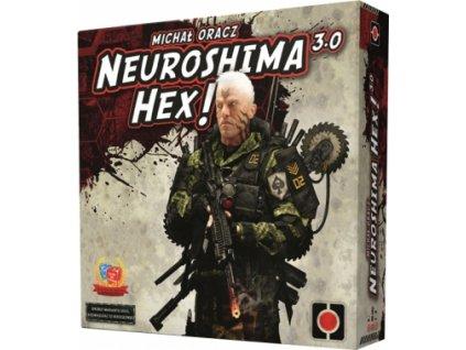 Z-Man Games Neuroshima Hex 3.0