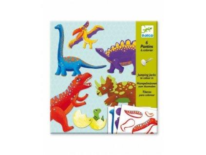 Djeco | Loutky Dinosauři