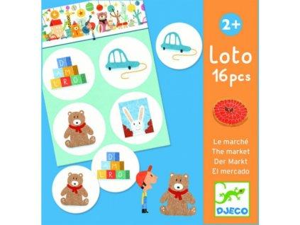 Djeco | Loto Obchod