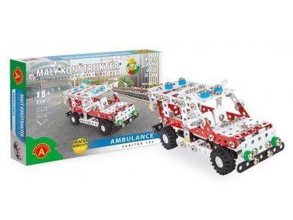 Alexander | Malý konstruktér - SANITKA 155 Ambulance