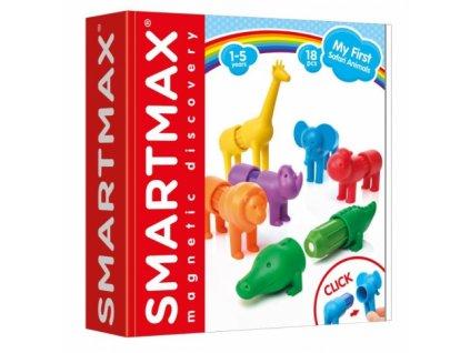 SmartMax | Moje první safari Zvířátka