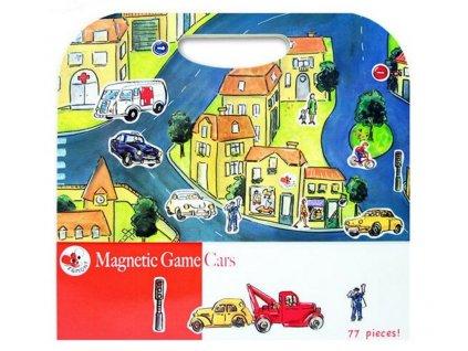 Egmont Toys | Magnetická hra Auta v ulicích