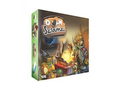 IDW Games | Open Sesame