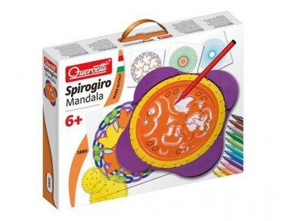 1680 Spirogiro Mandala 1