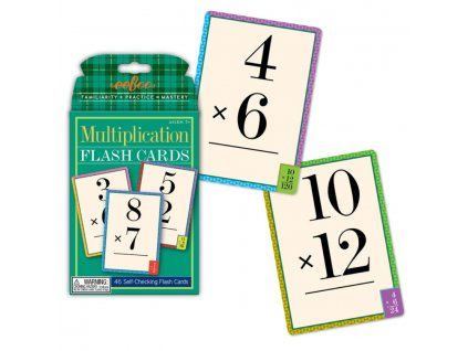 Flash Cards Multiplication 03