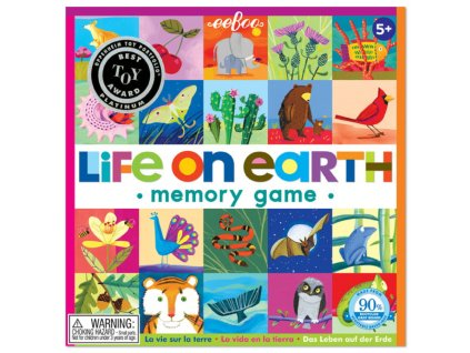 Life On Earth Square Matching Game 01
