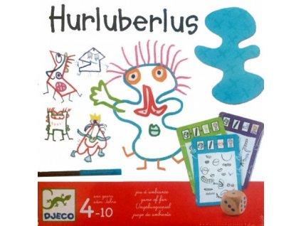 Djeco | Hra Hurluberlus