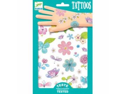 Djeco | Tetování Květiny