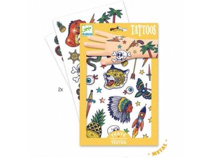 Djeco | Tetování Bang bang
