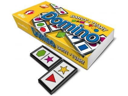 Efko | Domino Barvy a tvary