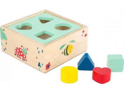 Legler | Vkládání tvarů Lesní krabička
