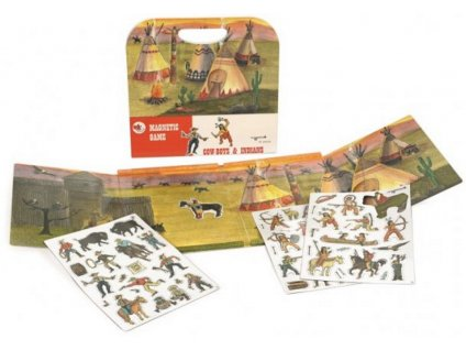 Egmont Toys | Magnetická hra Western