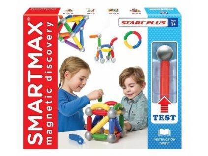 SmartMax | Magnetická stavebnice Start Plus (30 dílů)