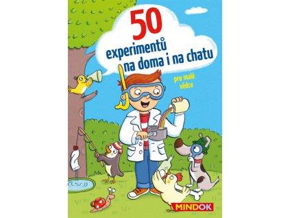 Mindok | 50 experimentů na doma i na chatu