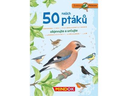 Mindok | Expedice příroda: 50 našich ptáků