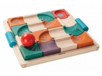 Plan Toys | Balanční dráha pro míček