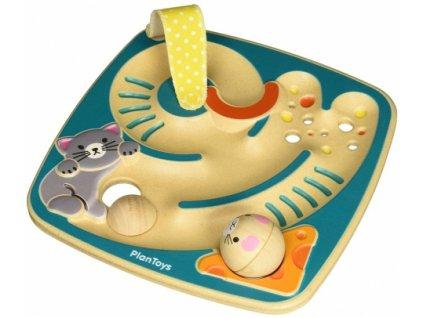 Plan Toys | Bludiště pro míč
