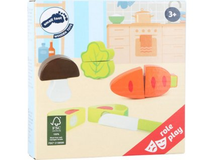 Legler | Dřevěné potraviny Malé krájení zeleniny