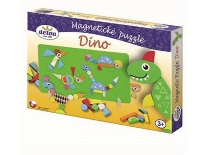 Detoa | Magnetické puzzle Dino