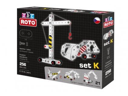 Efko | ROTO ABC - Stroje, set K