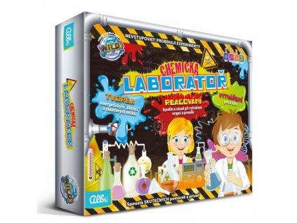 chemicka laborator