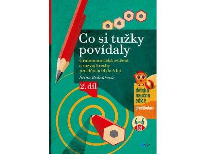 Jiřina Bednářová | Co si tužky povídaly, 2. díl