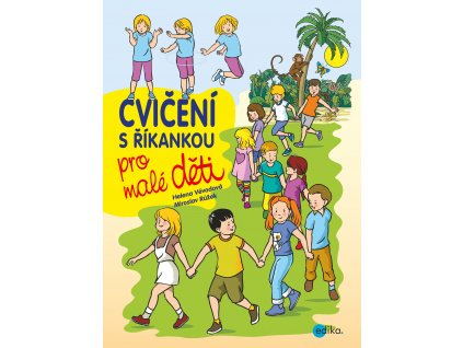 Helena Vévodová | Cvičení s říkankou pro malé děti