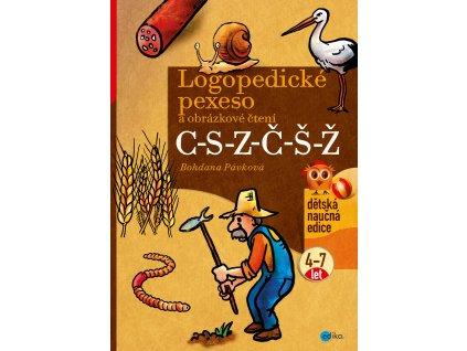 B. Pávková | Logopedické pexeso a obrázkové čtení C-S-Z-Č-Š-Ž