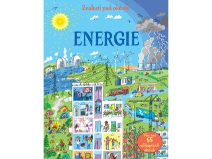 Alice James | Energie - Znalosti pod okénky
