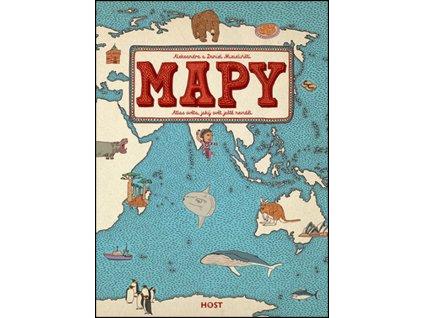 A. a D. Mizielińští | Mapy