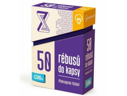 Albi | 50 rébusů do kapsy - Překvapivá řešení