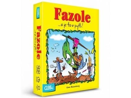 Albi | Fazole - karetní hra
