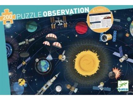 DJ07413 puzzle vesmir
