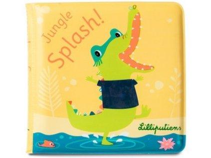 Kouzelná knížka do vody - Krokodýl Anatole