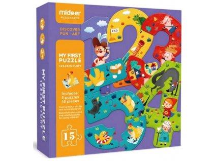 3030 moje prvni puzzle 12345
