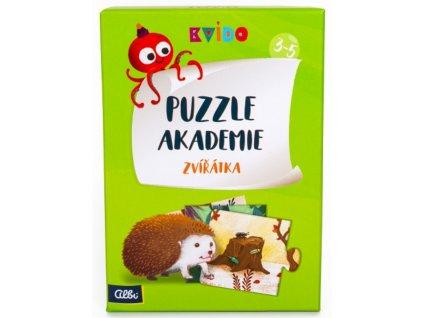 albi puzzle akademie zvirata 1