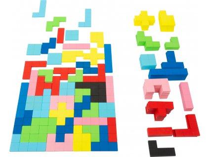11403 legler dreveny tetris