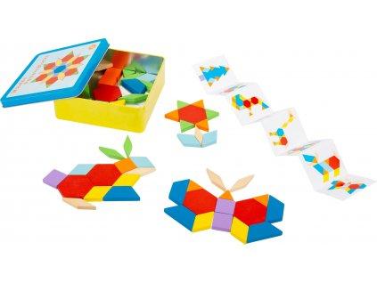 11357 legler tangram