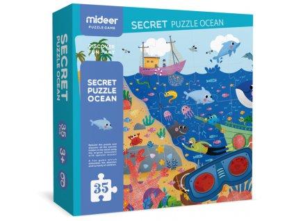 MD3011 detektivni puzzle ocean