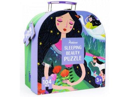 md3028 puzzle sipkova ruzenka pohadka