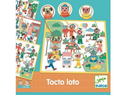 DJ08311 tocto loto
