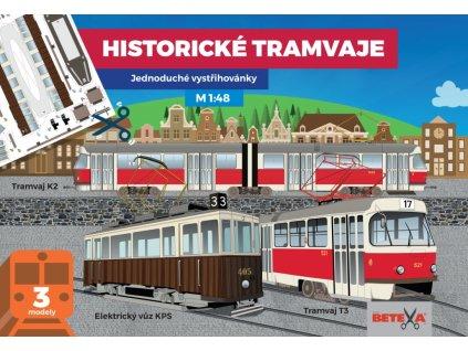 312 Historicke tramvaje 1