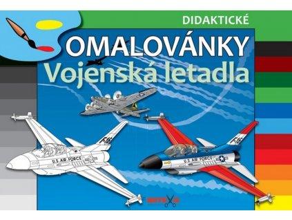 be357 omalovanky letadla