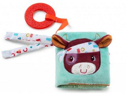 Lilli 83126 textilni knizka kousatko pro miminka