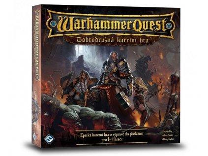 warhammer quest cz