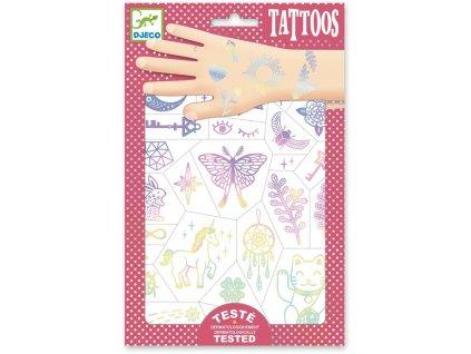 DJ09596 djeco tetovani duhovy svet