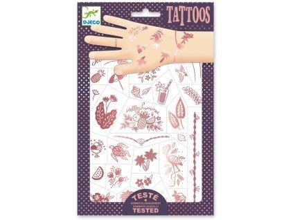 DJ09597 djeco tetovani leto ruzove