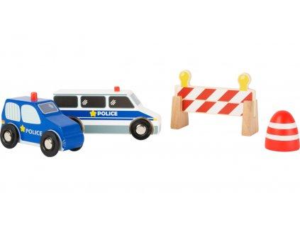 10904 legler miniset auticka policie