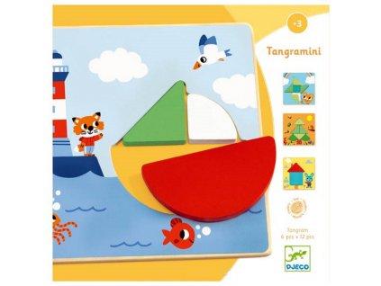 DJ01672 tangramini